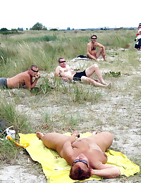 Young teen nudists..