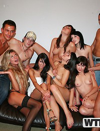 Crazy sex party..