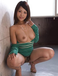 Horny Asian girl..