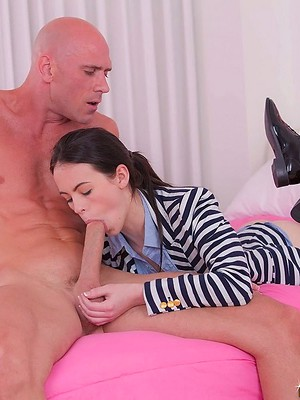 Huge cocks play. Big cocks in pussy and in mouth. Watch dicks ejaculation.