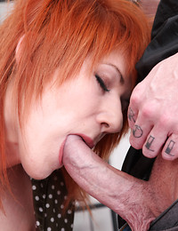 AssFucked Ginger