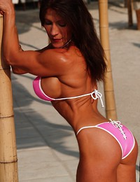 Hot muscle..