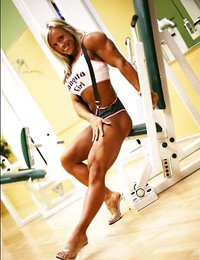 Only Muscle girls..