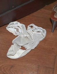 My ex-girls panties