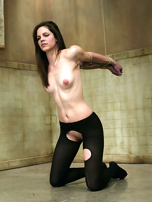 CLASSIC ARCHIVE SHOOT! Bobbi Starr's very 1st time at Wired Pussy!
