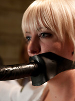 herself bdsm blowjob