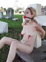 crazy outdoor bdsm