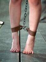 shackle bdsm feet