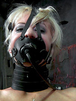 distant bdsm blowjob